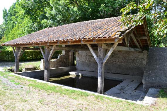 Exemple de lavoir traditionnel