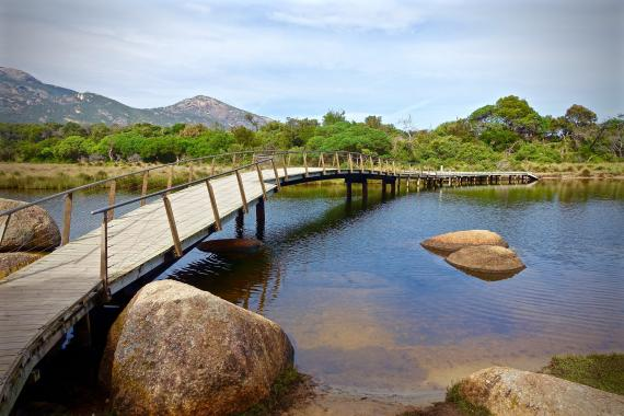 Parc Wilsons Promontory