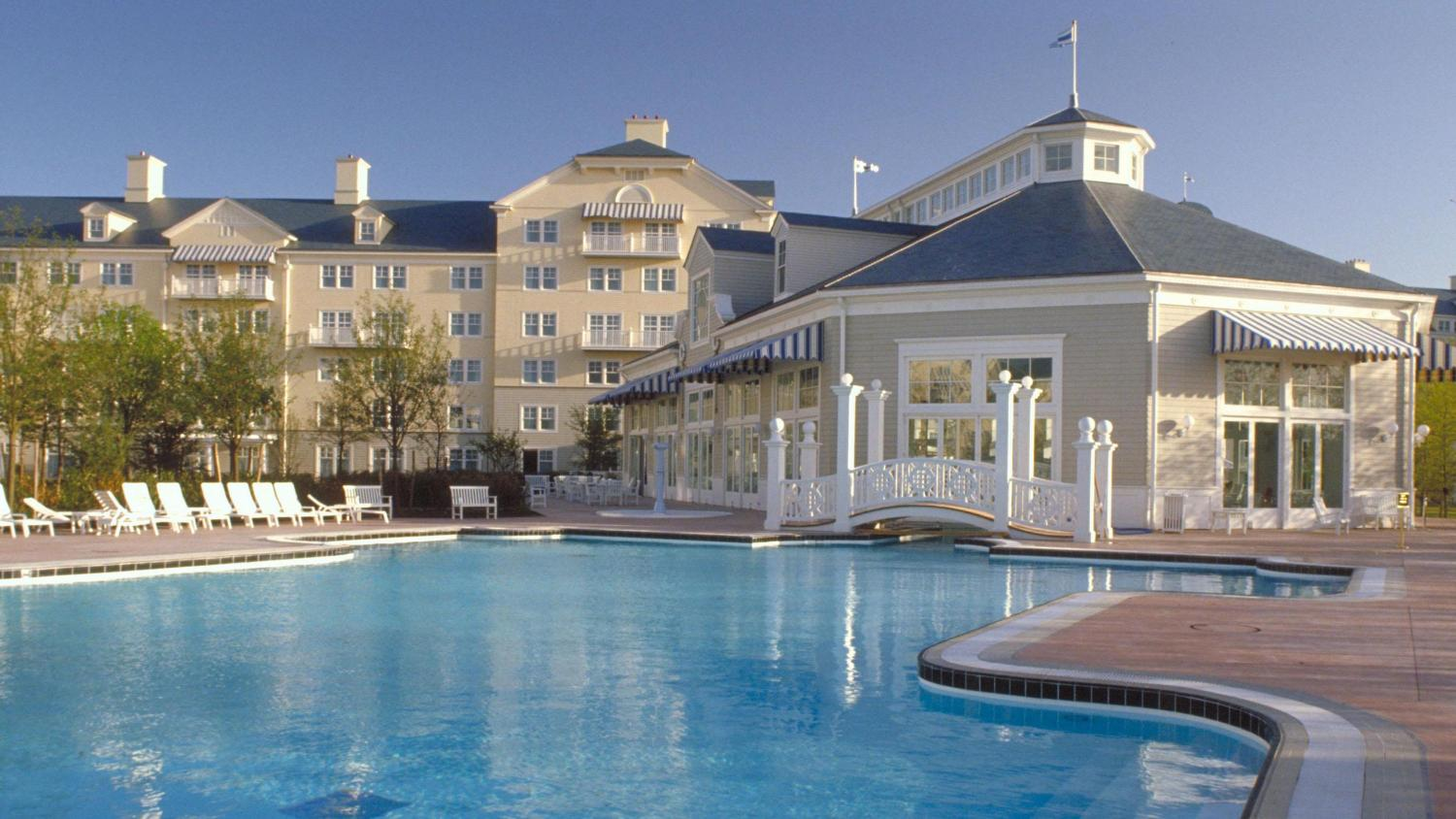 Newport Bay Club - Disneyland Resort Paris