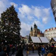 Week-end de Noël à Prague