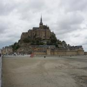 L'ascension du Mont Saint-Michel