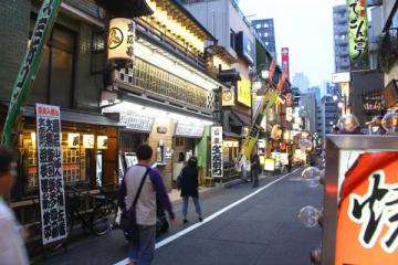 Ginza - rue commercante