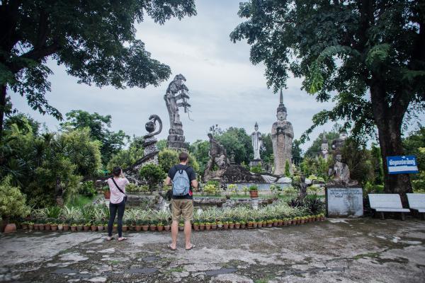 Parc des Statues