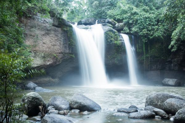 Cascade de Haew Suwa