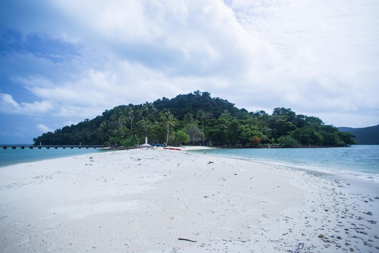 Une île déserte