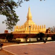 Monument bouddhique Pha That Luang