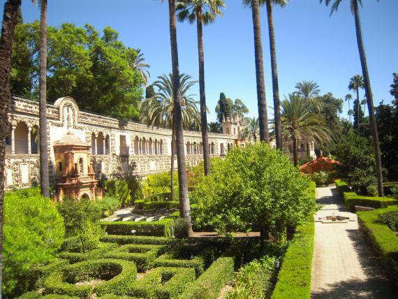 Circuit d 39 1 mois en andalousie espagne for Auberge l autre jardin
